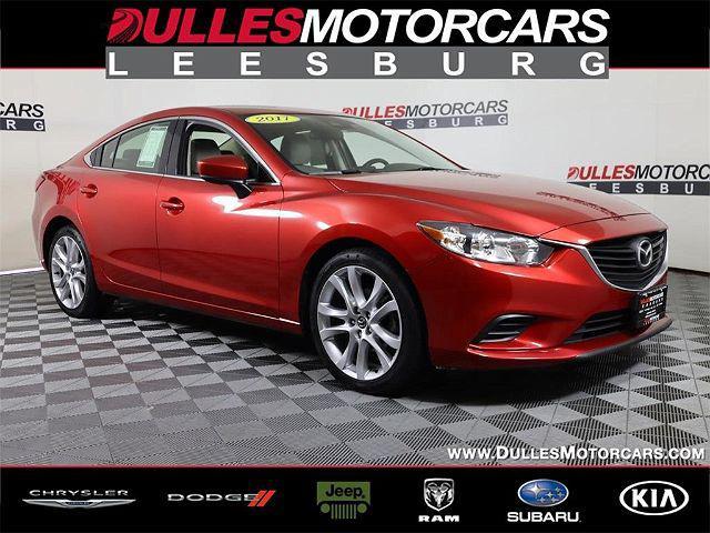 2017 Mazda Mazda6 Touring for sale in Leesburg, VA
