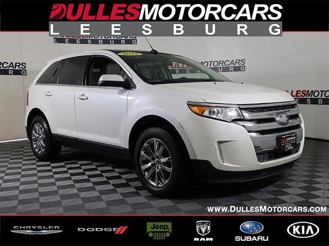 2013 Ford Edge Limited for sale in Leesburg, VA