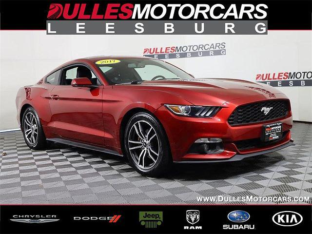 2017 Ford Mustang EcoBoost for sale in Leesburg, VA