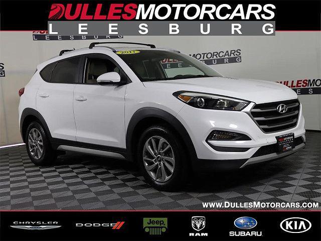 2017 Hyundai Tucson Eco for sale in Leesburg, VA