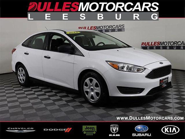 2018 Ford Focus S for sale in Leesburg, VA