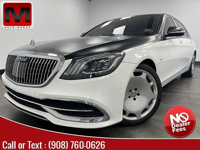 2016 Mercedes-Benz S-Class Maybach S 600 for sale in Elizabeth, NJ