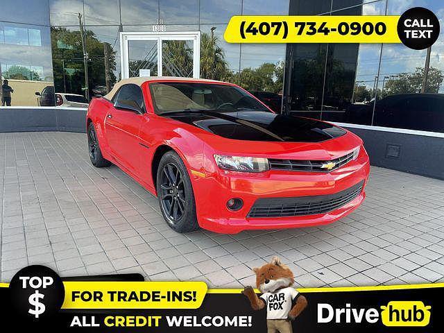 2015 Chevrolet Camaro LT for sale in New Smyrna Beach, FL