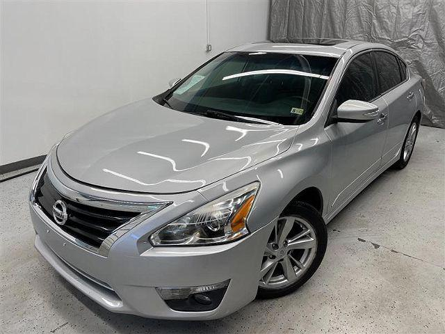 2015 Nissan Altima 2.5 S for sale in Chantilly, VA