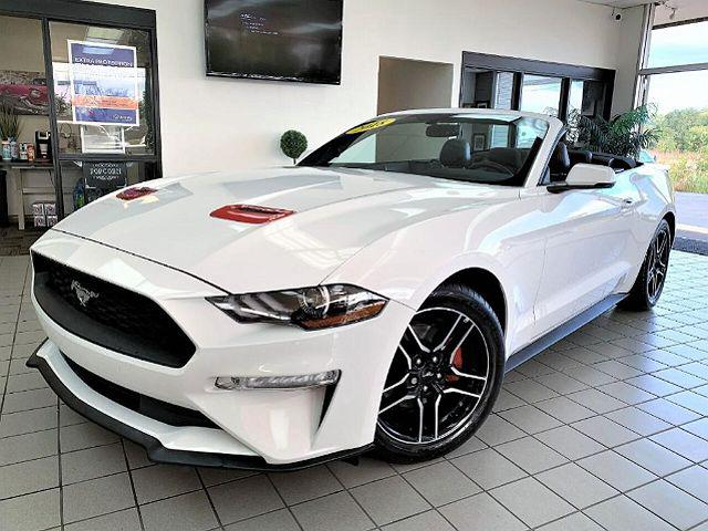 2018 Ford Mustang EcoBoost Premium for sale in Saint Charles, IL