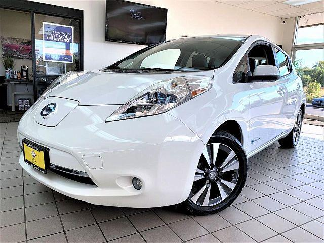 2015 Nissan LEAF SL for sale in Saint Charles, IL