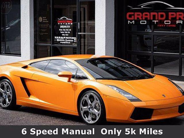 2004 Lamborghini Gallardo 2dr Cpe for sale in Portland, OR
