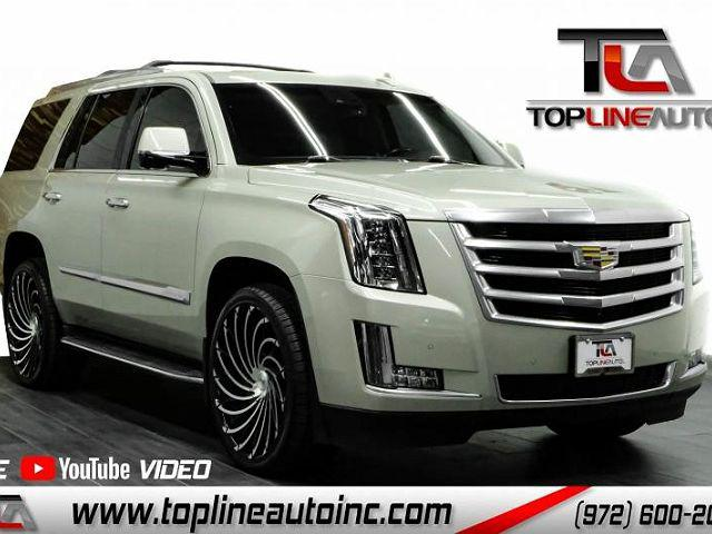2015 Cadillac Escalade Luxury for sale in Dallas, TX