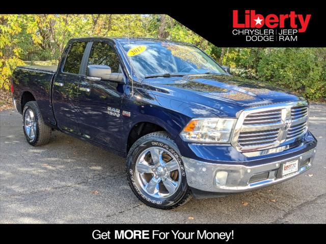2017 Ram 1500 Big Horn for sale in Libertyville, IL