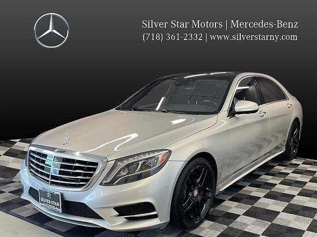2016 Mercedes-Benz S-Class S 550 for sale in Long Island City, NY