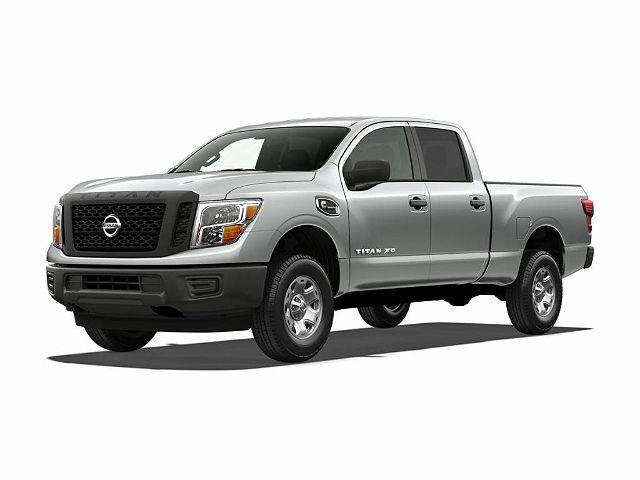 2017 Nissan Titan XD S for sale in Frederick, MD