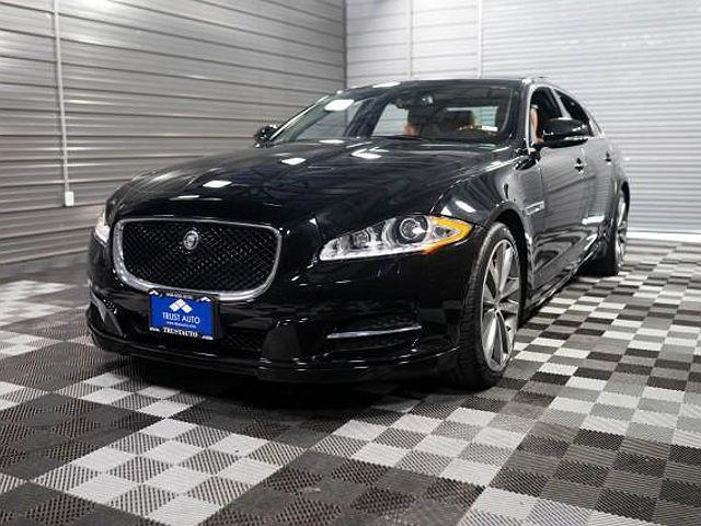 2013 Jaguar XJ XJL Supersport for sale in Sykesville, MD