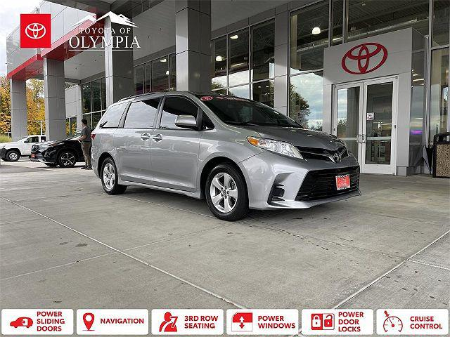2018 Toyota Sienna LE for sale in Tumwater, WA