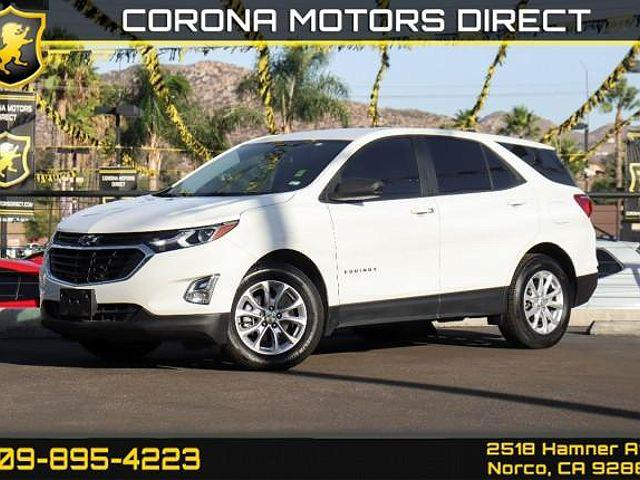 2020 Chevrolet Equinox LS for sale in Norco, CA