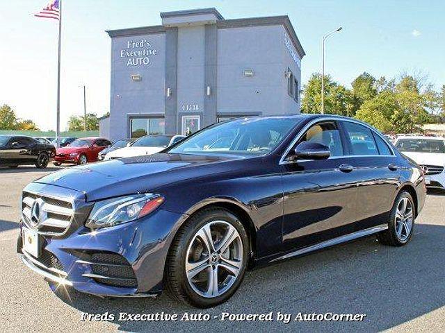 2018 Mercedes-Benz E-Class E 300 for sale in Woodbridge, VA