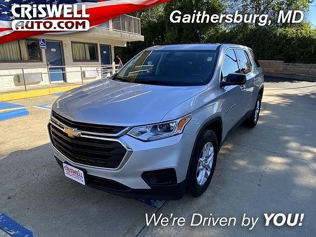 2018 Chevrolet Traverse LS for sale in Gaithersburg, MD