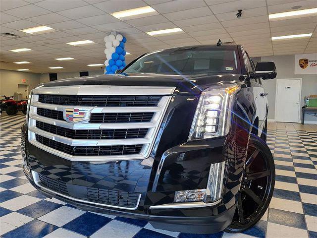 2015 Cadillac Escalade Premium for sale in Manassas, VA