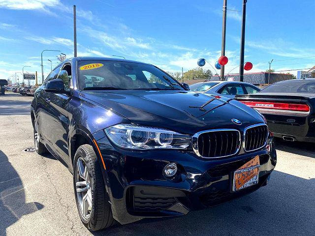 2018 BMW X6 xDrive35i for sale in Bridgeview, IL