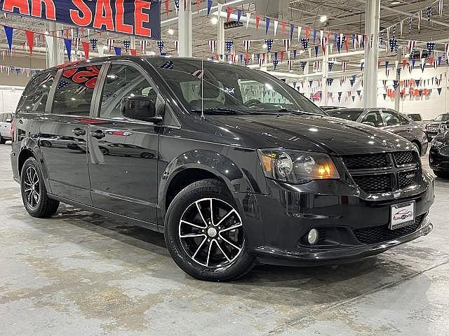 2018 Dodge Grand Caravan GT for sale in Temple Hills, MD