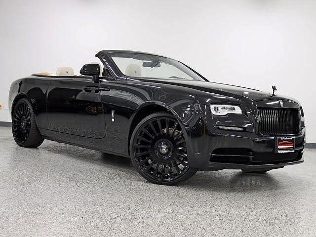 2017 Rolls-Royce Dawn Convertible for sale in Hickory Hills, IL