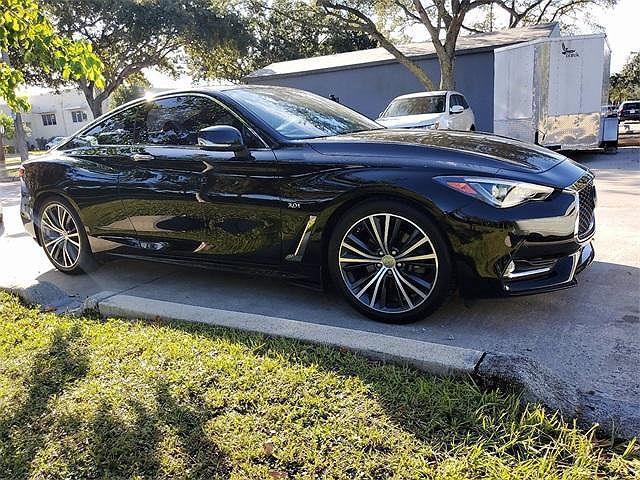 2019 INFINITI Q60 3.0t LUXE for sale in Coconut Creek, FL