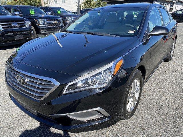 2017 Hyundai Sonata 2.4L for sale in Dumfries, VA