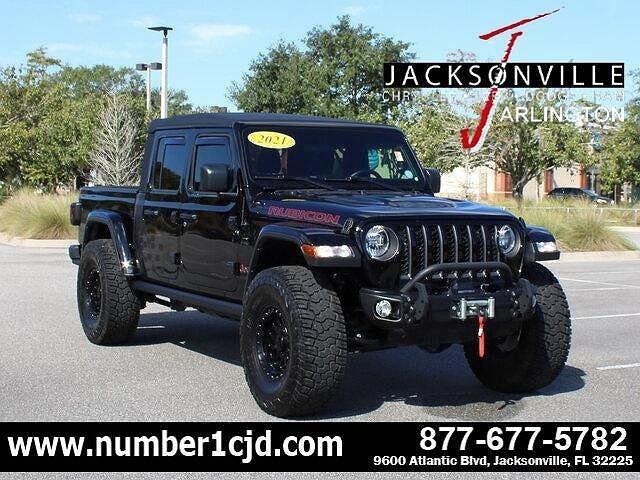 2021 Jeep Gladiator Rubicon for sale in Jacksonville, FL
