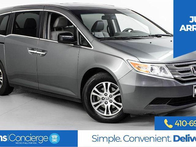 2013 Honda Odyssey EX-L for sale in Westminster, MD
