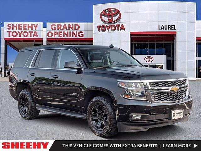 2015 Chevrolet Tahoe LT for sale in Laurel, MD