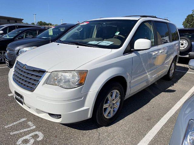 2008 Chrysler Town & Country Touring for sale in Hagerstown, MD
