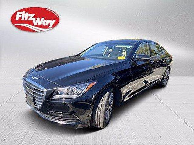 2017 Genesis G80 3.8L for sale in Hagerstown, MD