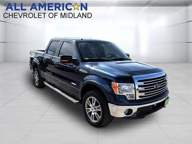 2014 Ford F-150 Lariat for sale in Midland, TX