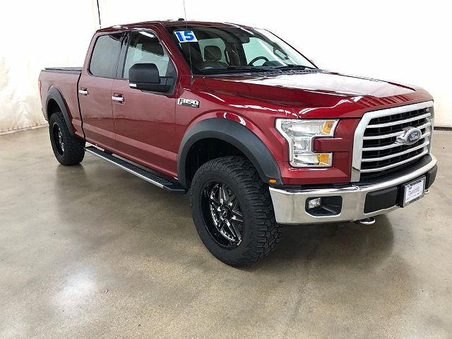2015 Ford F-150 XLT for sale in Barrington, IL