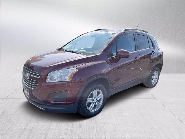 2016 Chevrolet Trax LT for sale in Frederick, MD