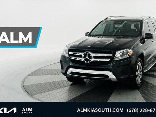 2017 Mercedes-Benz GLS GLS 450 for sale in Union City, GA