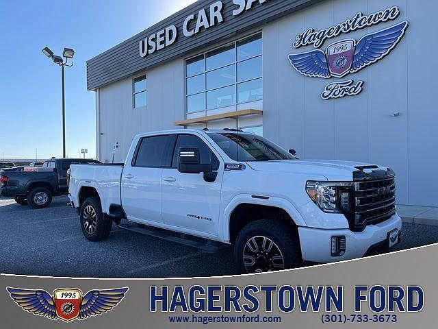 2020 GMC Sierra 2500HD AT4 for sale in Hagerstown, MD