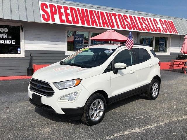 2018 Ford EcoSport SE for sale in Lake Wales, FL