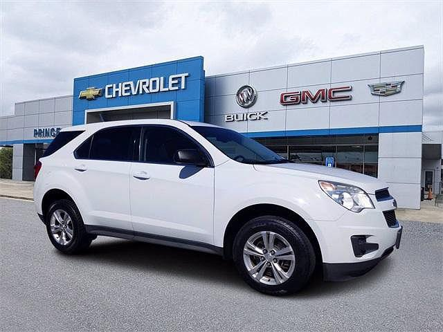 2013 Chevrolet Equinox LS for sale in Albany, GA