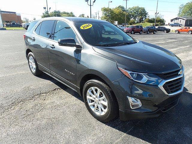 2020 Chevrolet Equinox LT for sale in Maysville, KY