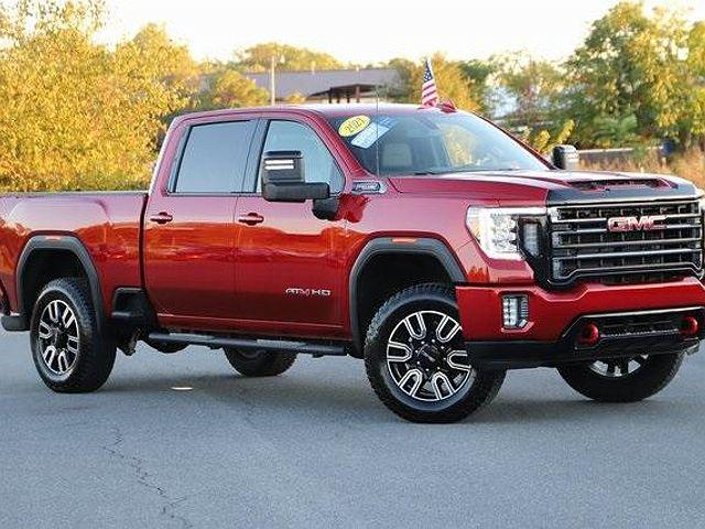 2021 GMC Sierra 2500HD AT4 for sale in Frederick, MD
