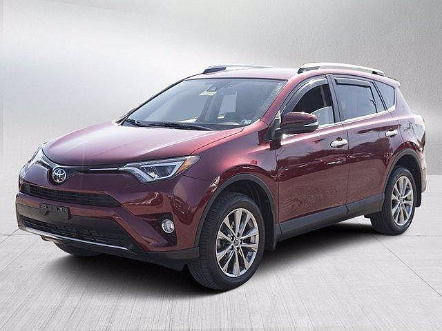 2018 Toyota RAV4 Limited for sale in Waynesboro, PA