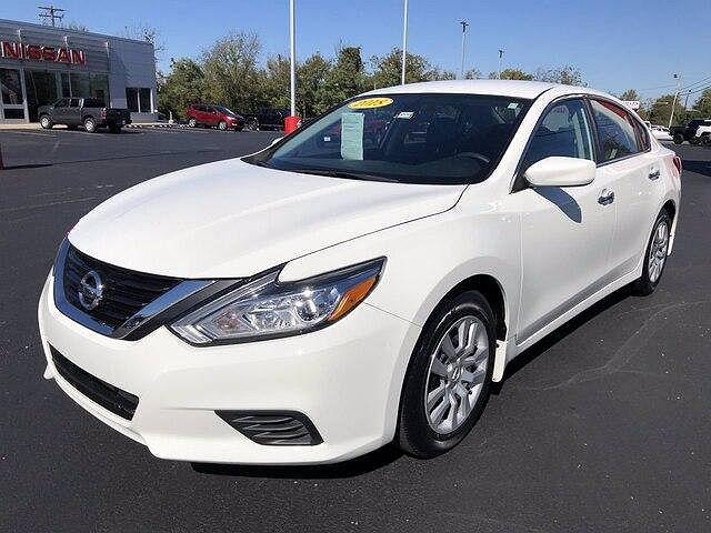 2018 Nissan Altima 2.5 S for sale in Danville, KY