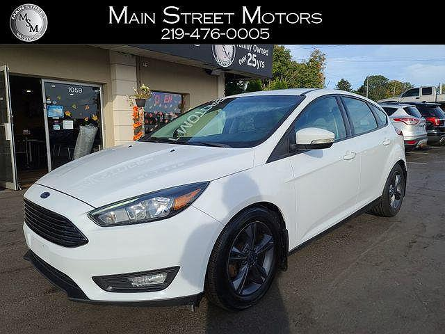 2016 Ford Focus SE for sale in Valparaiso, IN