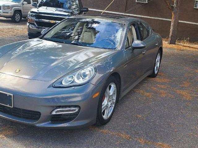 2010 Porsche Panamera Turbo for sale in Denver, CO