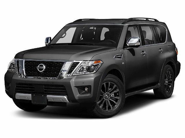 2019 Nissan Armada Platinum for sale in Mesquite, TX