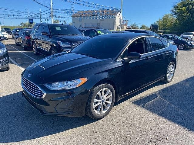 2020 Ford Fusion SE for sale in Alexandria, KY