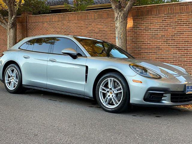 2018 Porsche Panamera 4 for sale in Denver, CO