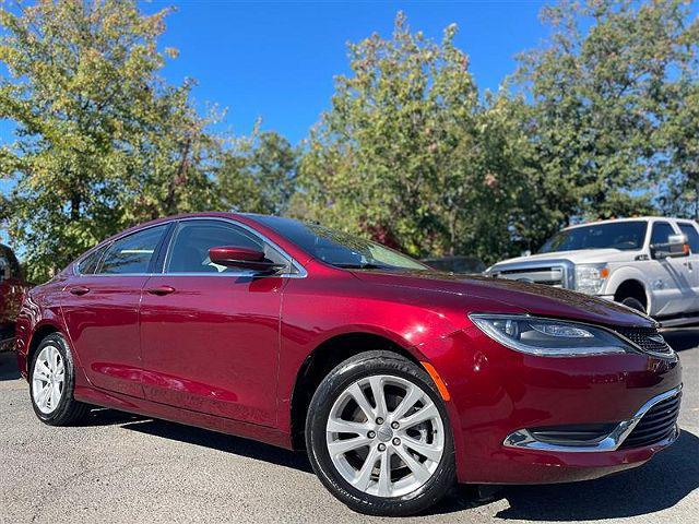 2015 Chrysler 200 Limited for sale in Sterling, VA
