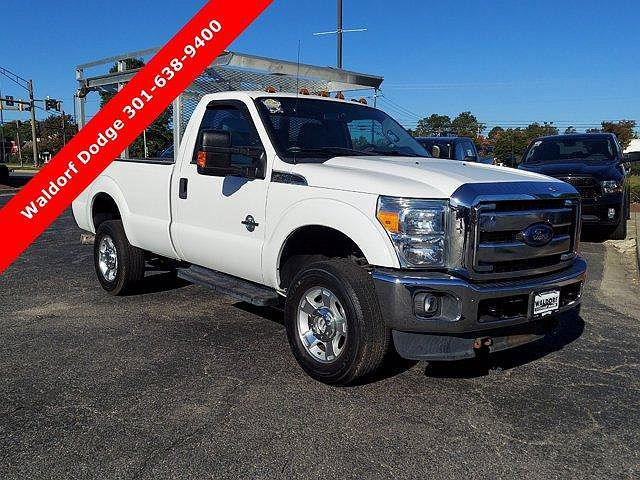 2016 Ford F-250 XLT for sale in Waldorf, MD