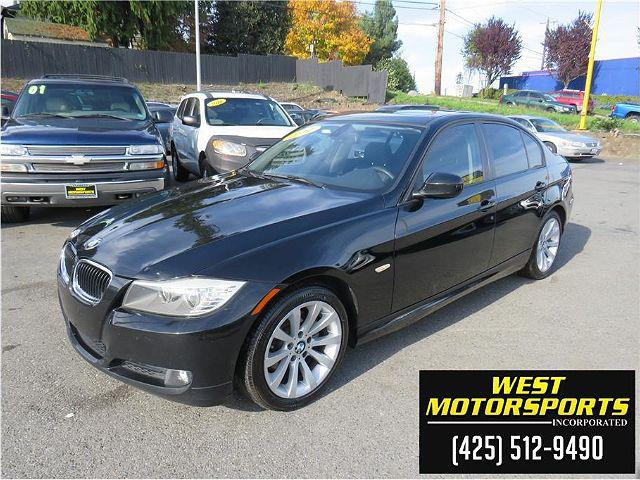 2011 BMW 3 Series 328i for sale in Everett, WA